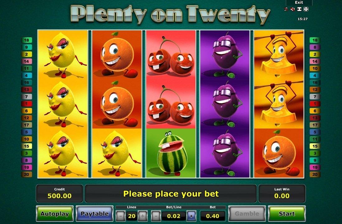 Joaca Plenty On Twenty