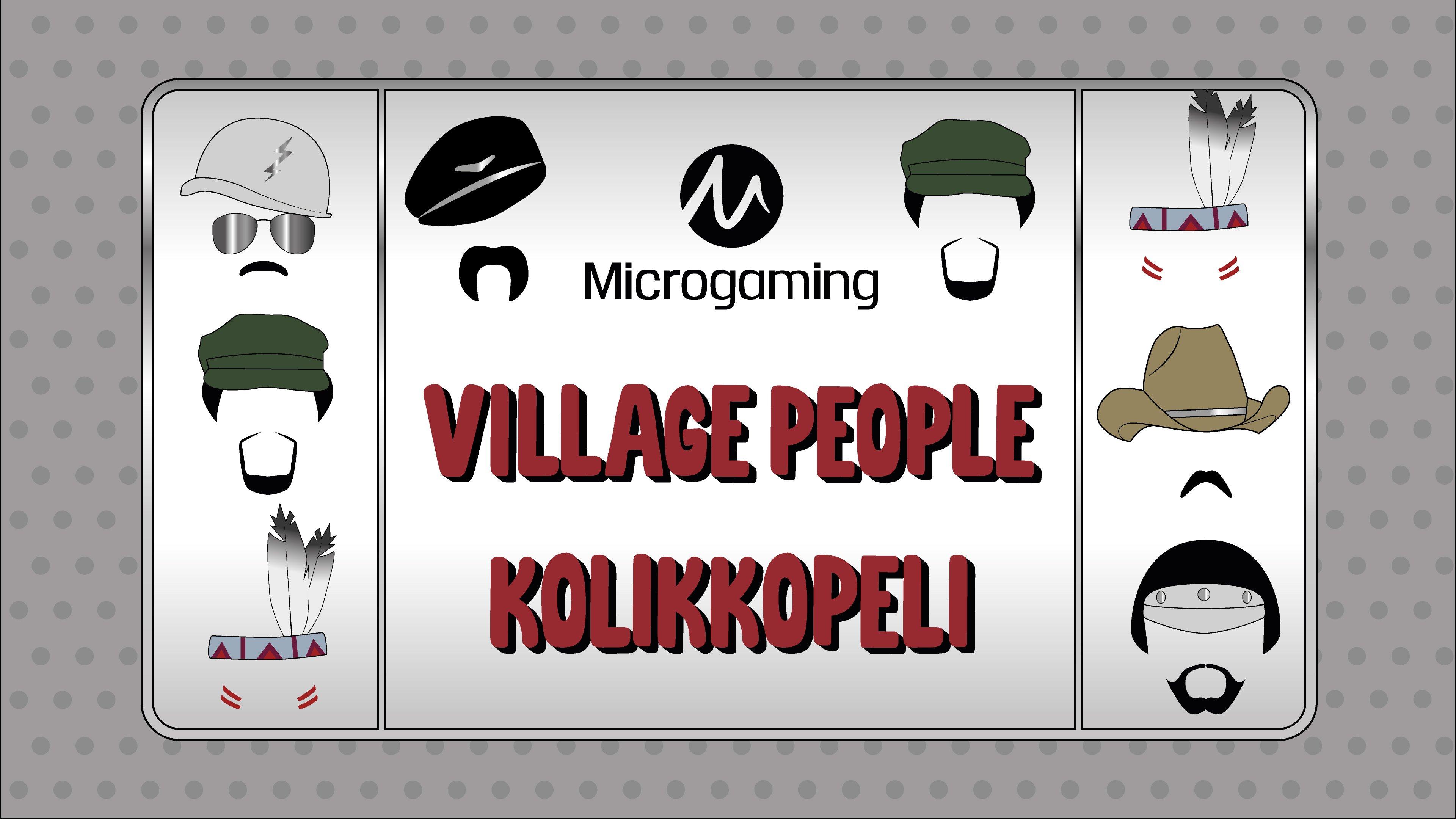 Microgaming ja Village People