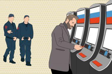 Yli sata on pidätetty Venäjällä uhkapelitoiminnasta