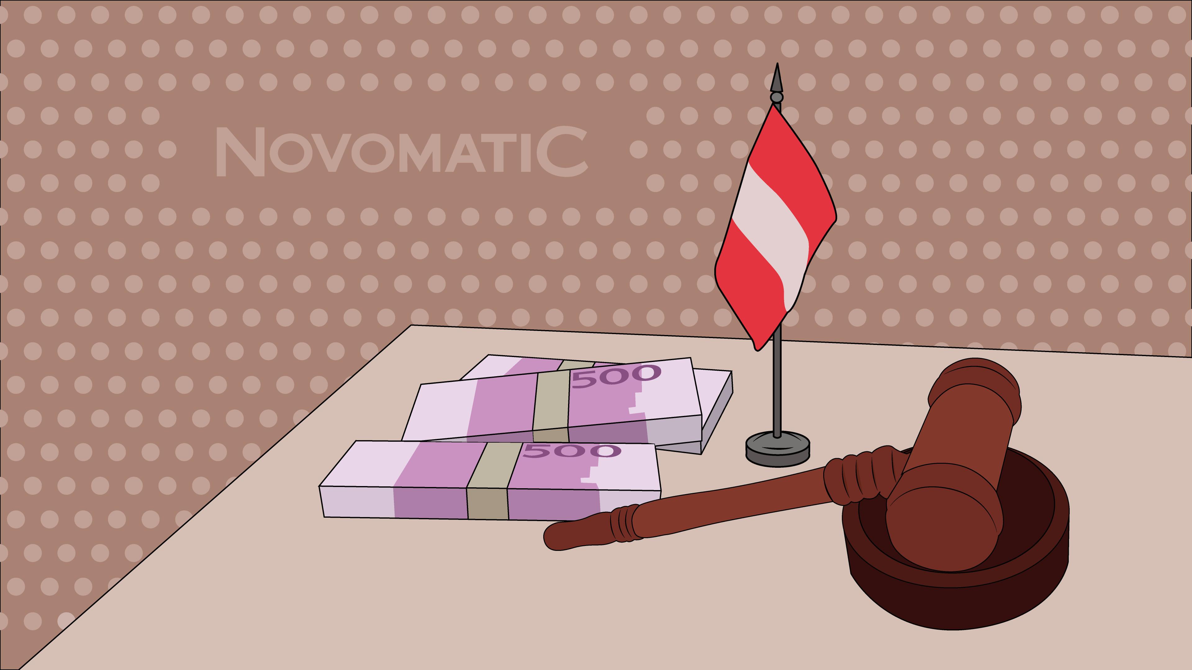 Novomatic tuomittiin korvauksiin