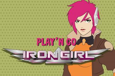 Play'n GO uutuuspeli Iron Girl