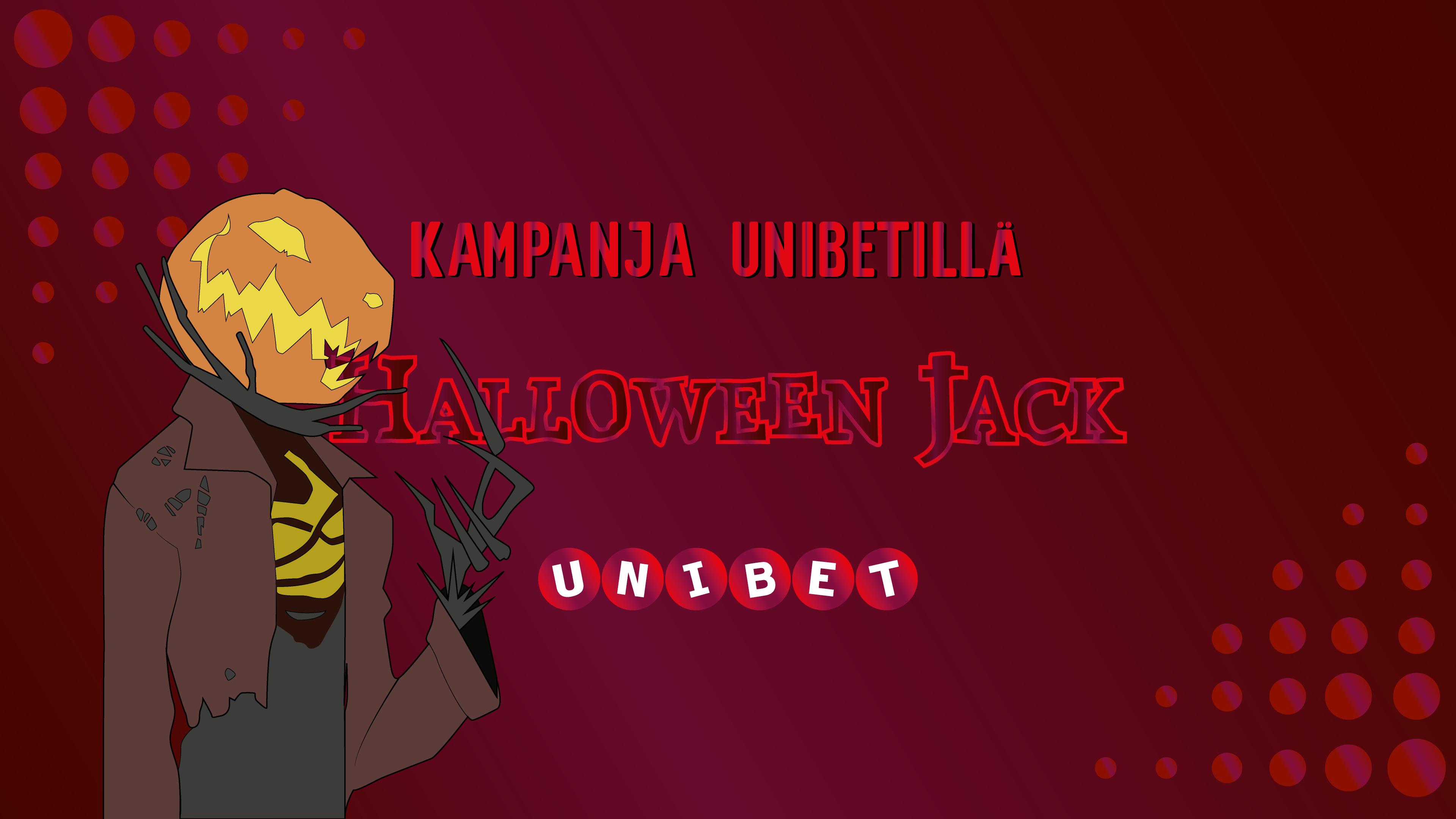 Unibetin Halloween kampanjat