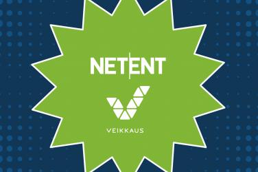 Veikkaus lisää NetEntin pelit valikoimiinsa