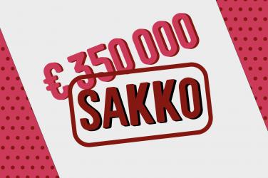 Alankomaiden peliviranomaiselta 350 000 euron sakot