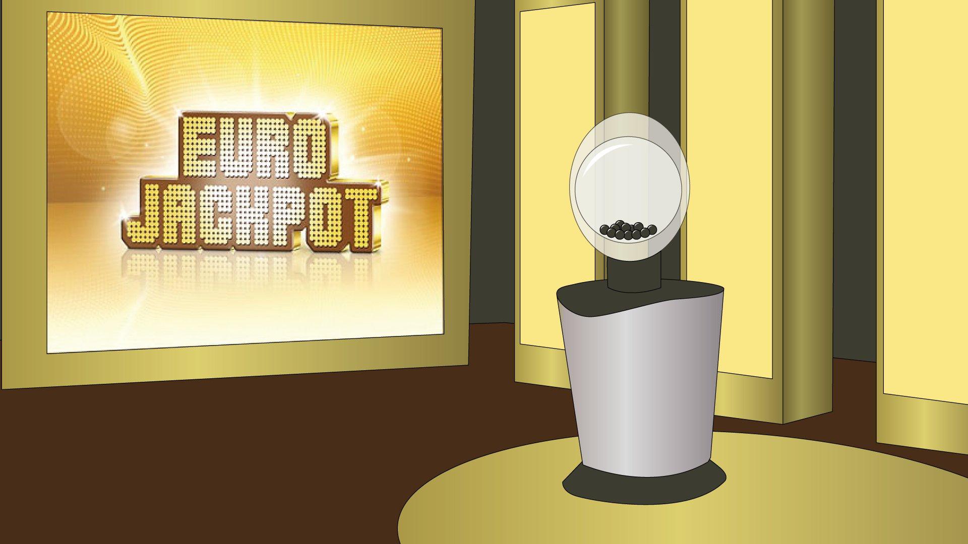 Eurojackpot 01.11.19