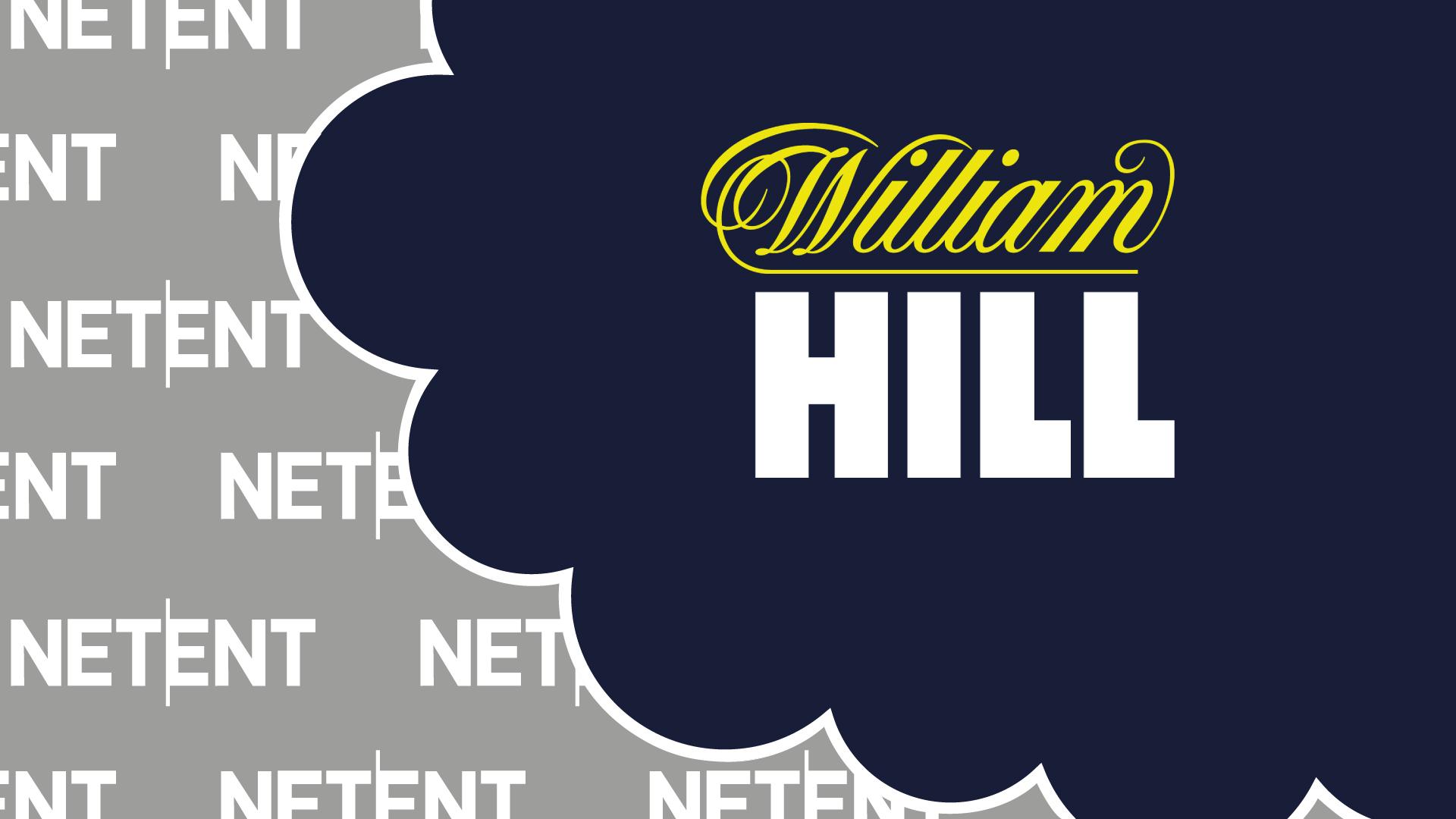 NetEnt aloittaa yhteistyön William Hillin kanssa