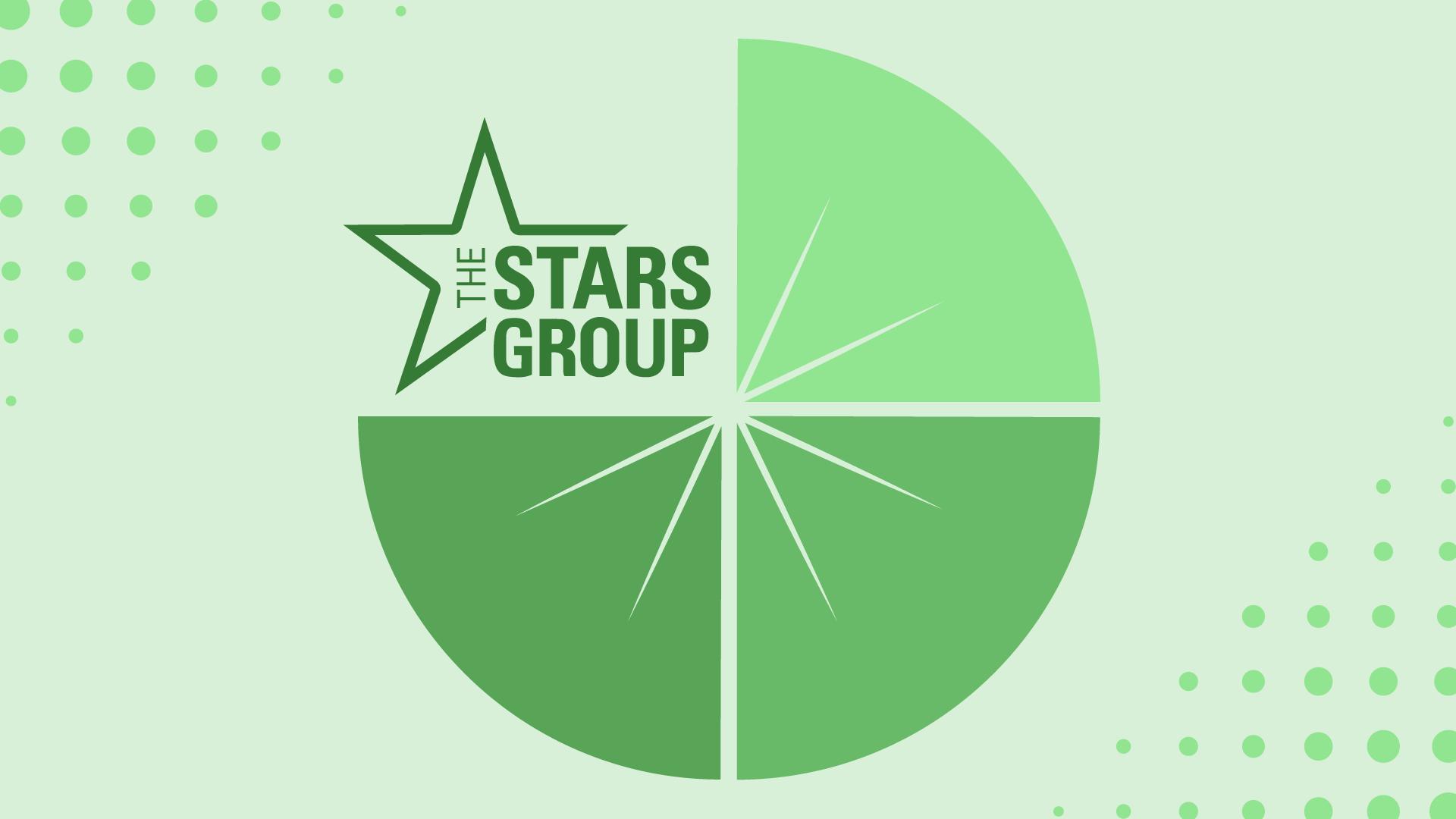 Stars Group nosti tulostaan