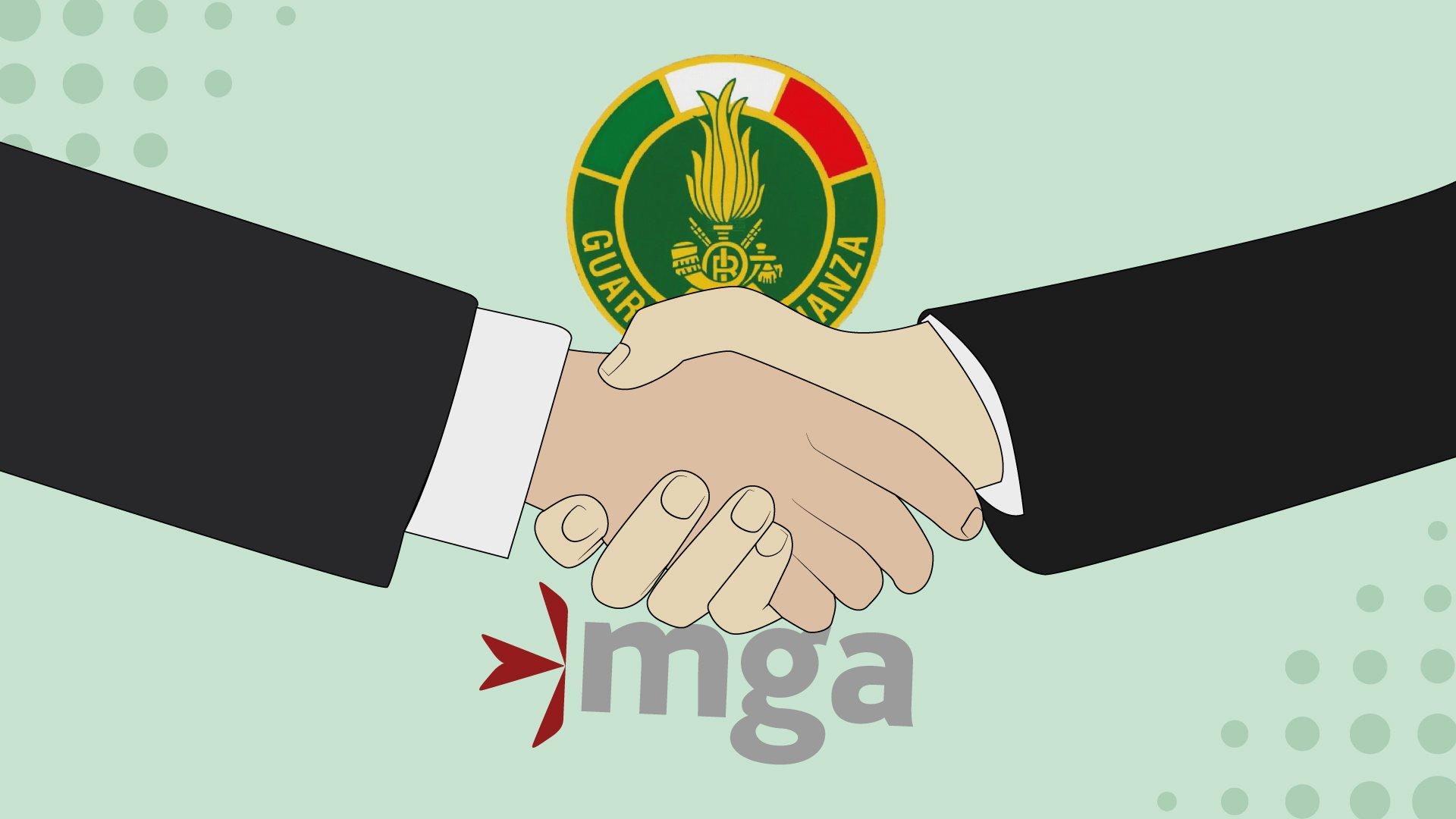 MGA yhdistää voimansa Italian kanssa