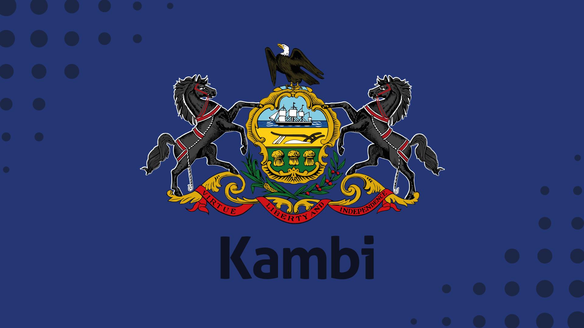 Pennsylvanian markkinoille Kambi