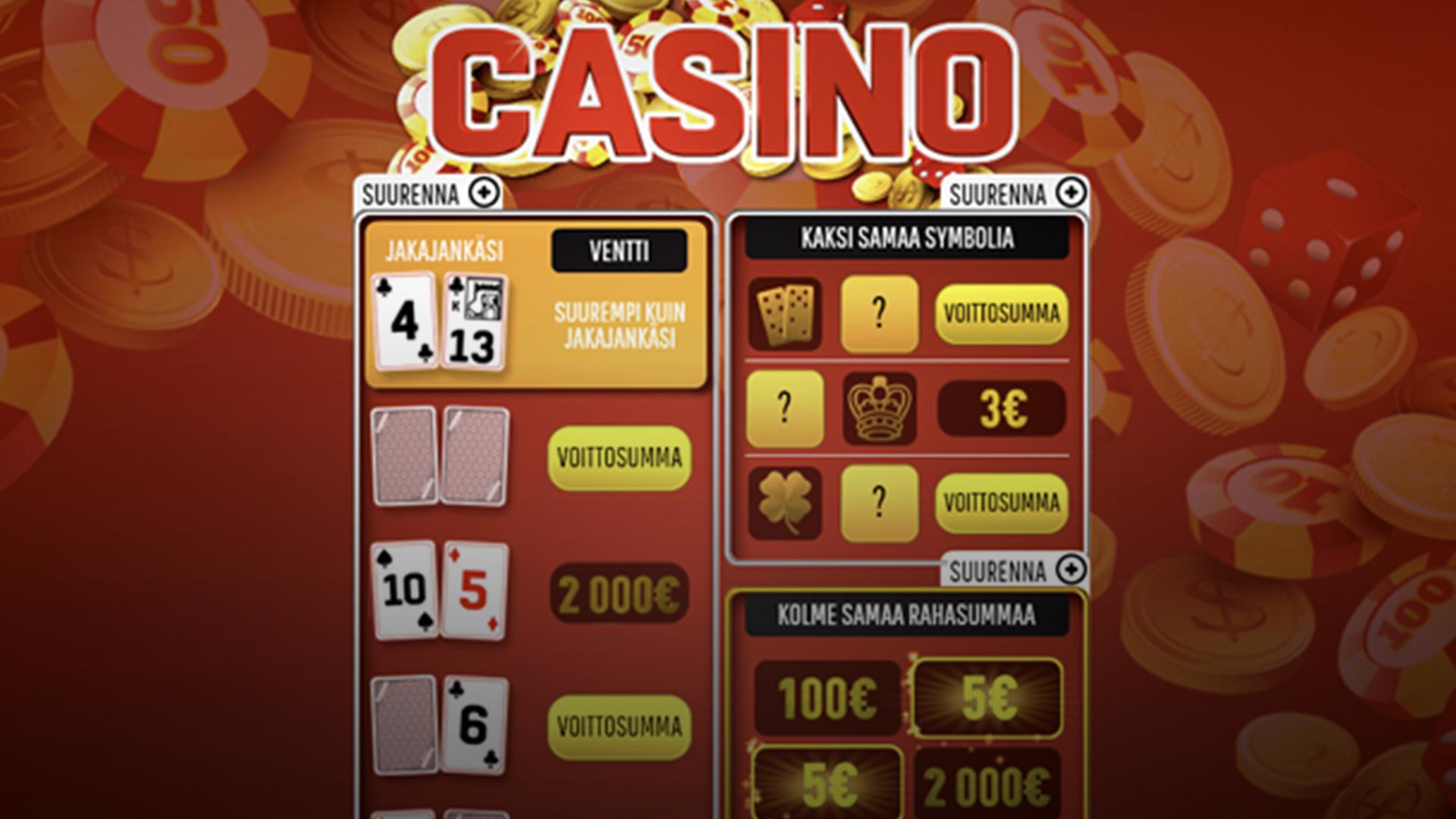 Casino arpa