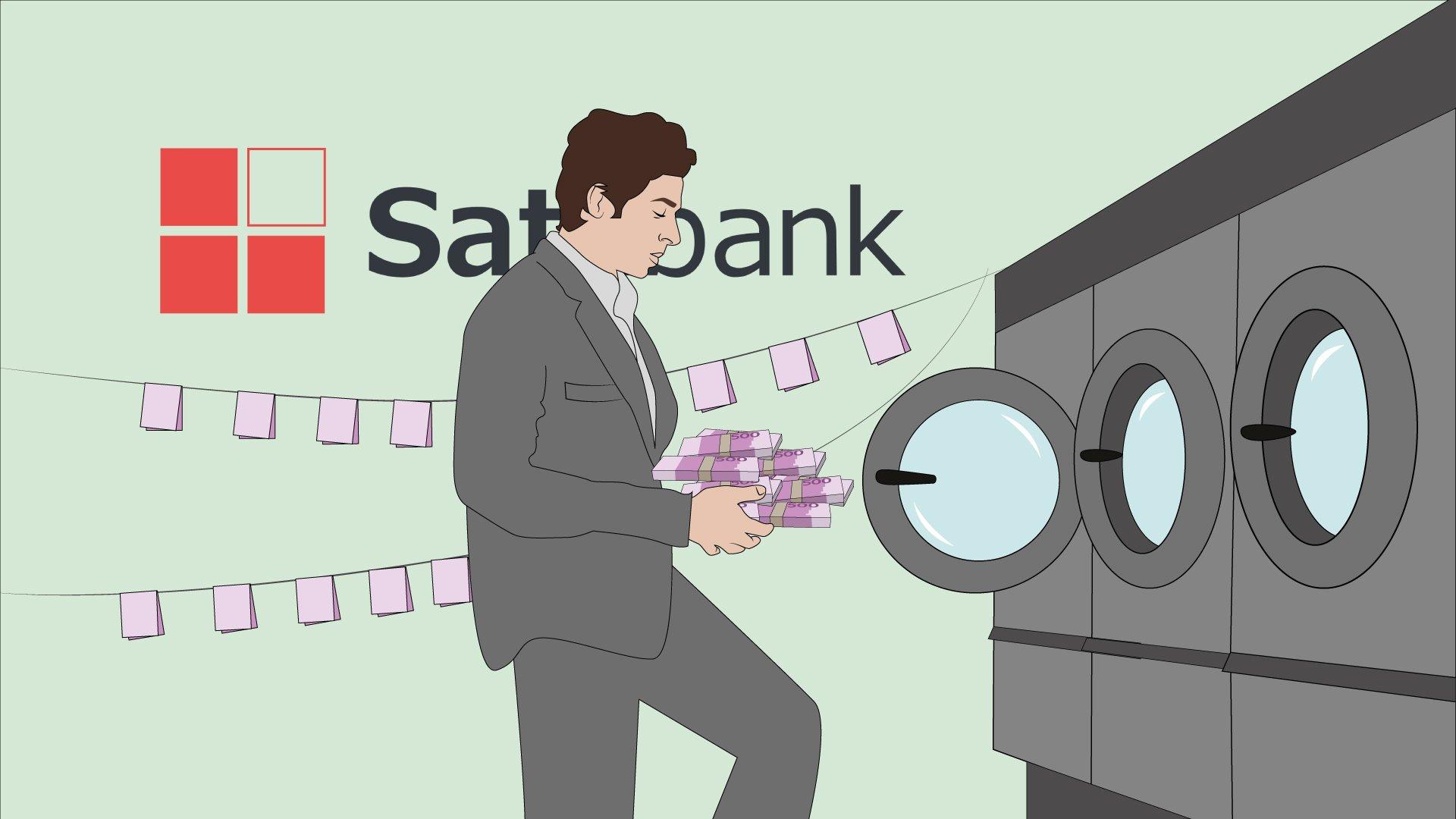 Satabankia epäillään rahanpesusta