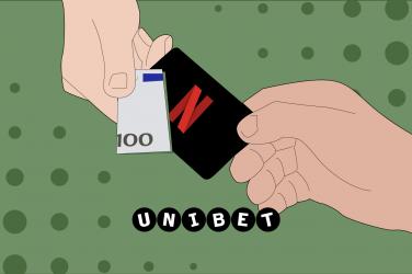Kutsu kaverisi Unibetille