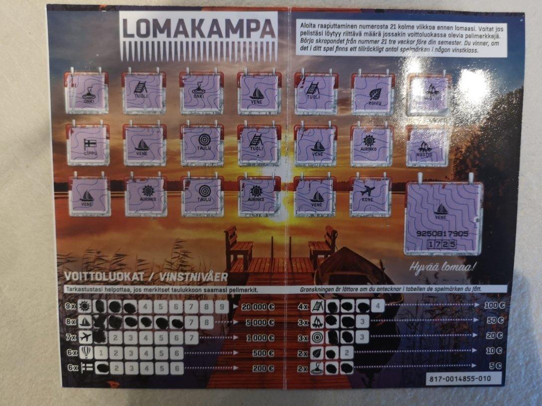 lomakampa