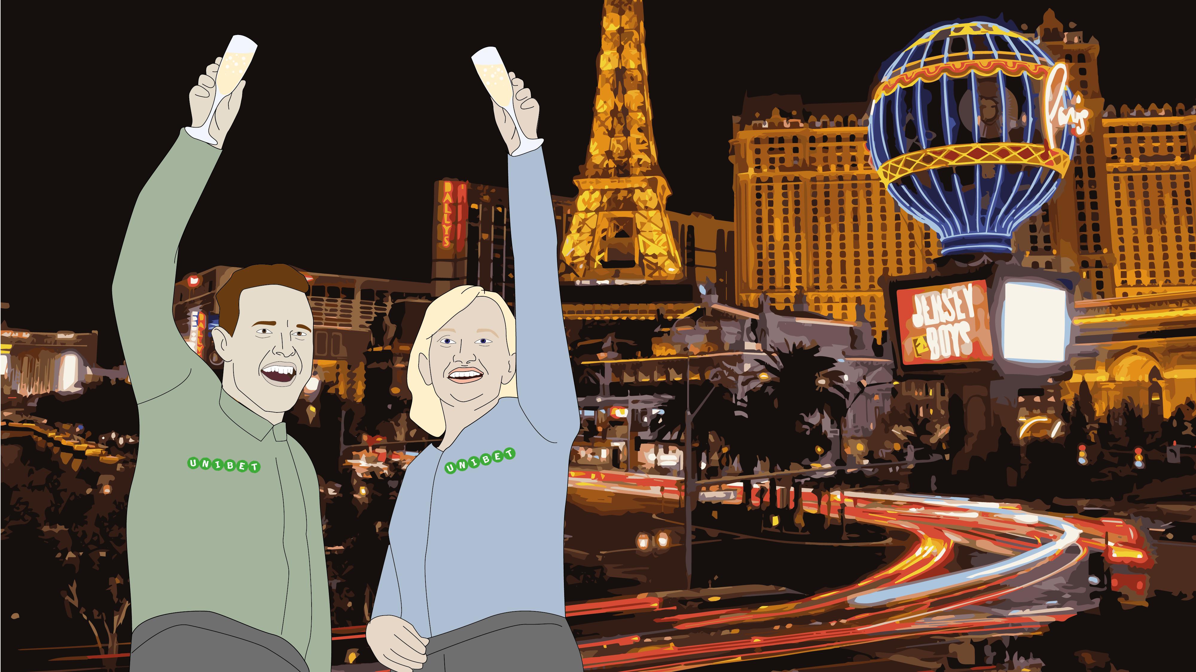 Voita matka Las Vegasiin