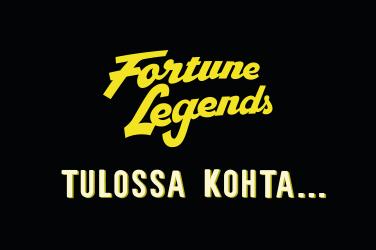 Fortune Legends nettikasino on tulossa