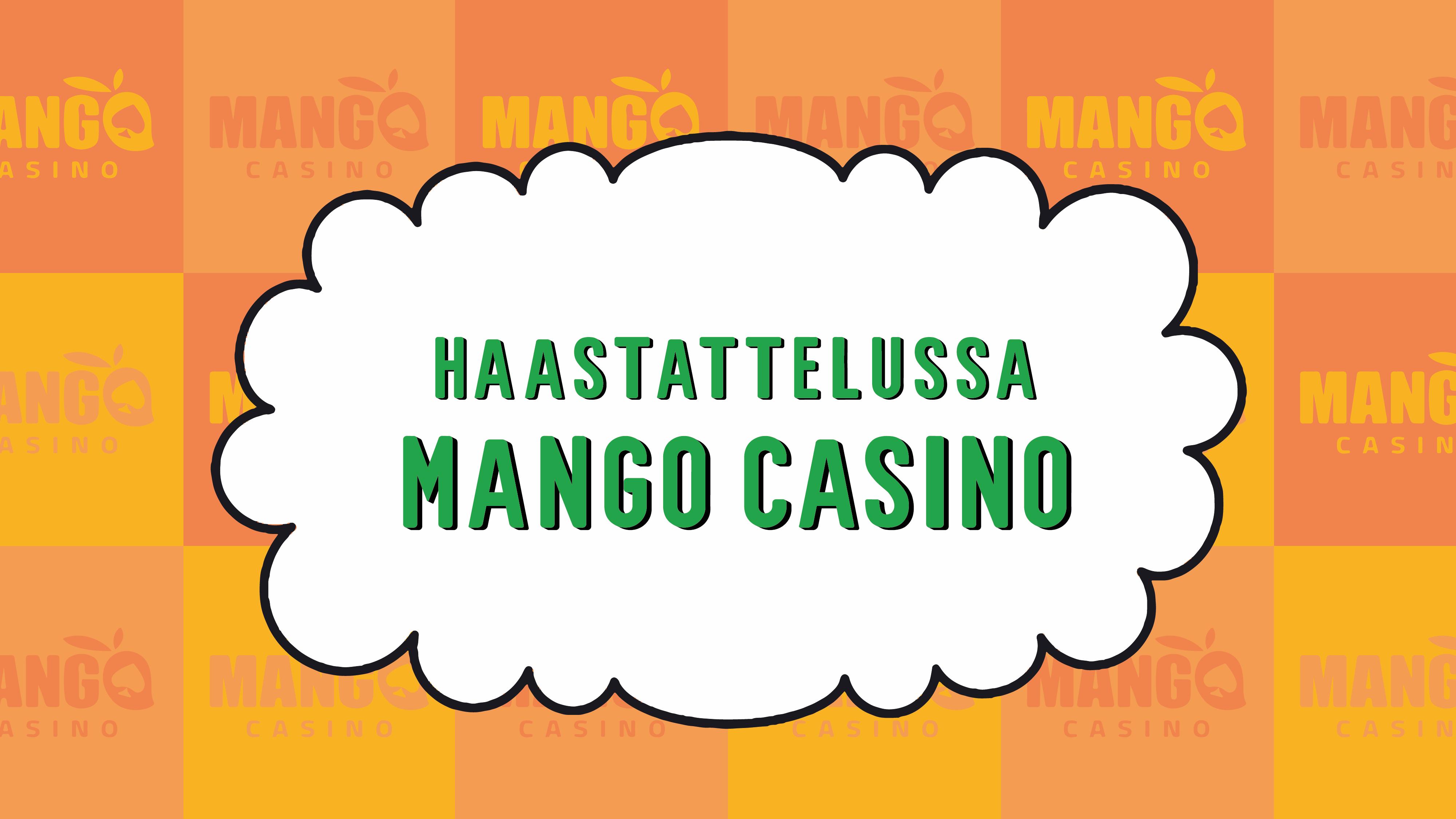 Mango Casino haastattelu