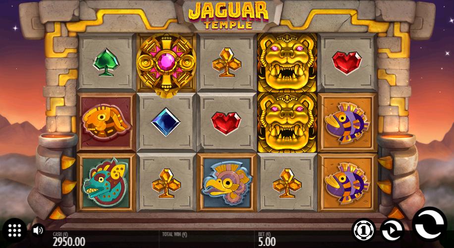 Win Big with Thunderkicks New Jaguar Temple Slot