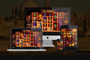 Uusi kolikkopeli Valletta Megaways