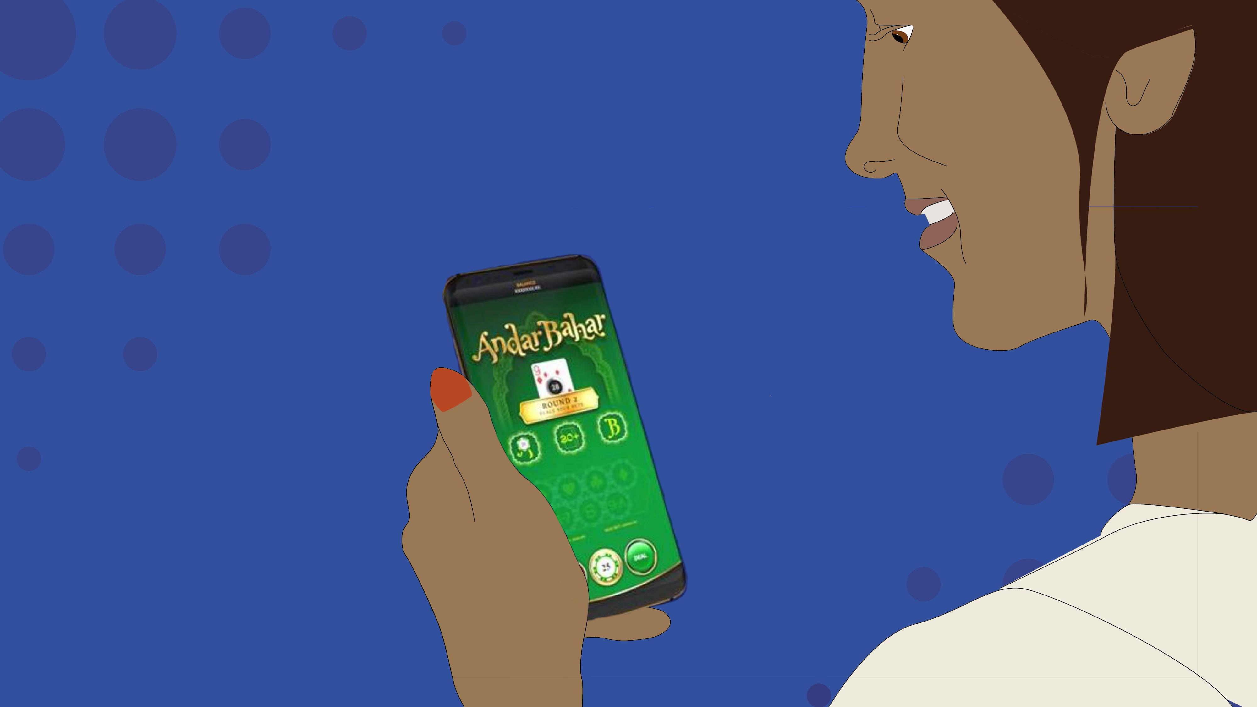 OneTouch julkaisi Andar Baharin mobiililaitteille