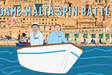 iGamen Malta Spin Battle