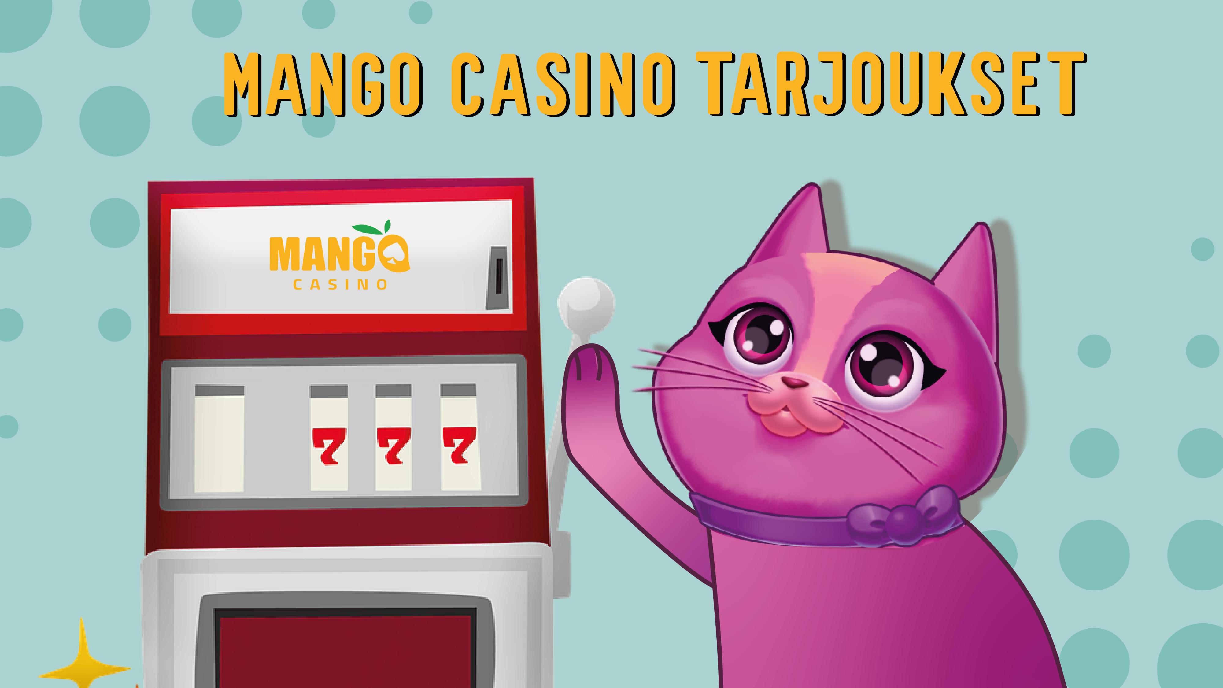 Mango Casinon viikon tarjoukset