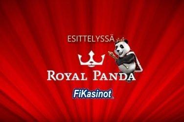 Esittelyssä Royal Panda