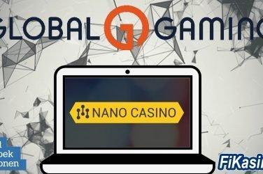 Global Gaming lanseeraa NanoCasinon
