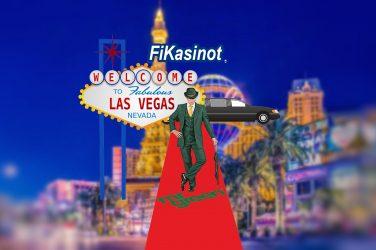 Voita matka Vegasiin Mr Greeniltä