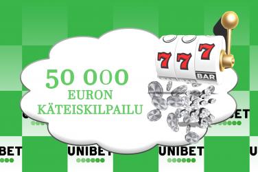 50 000 euron slottiturnaus