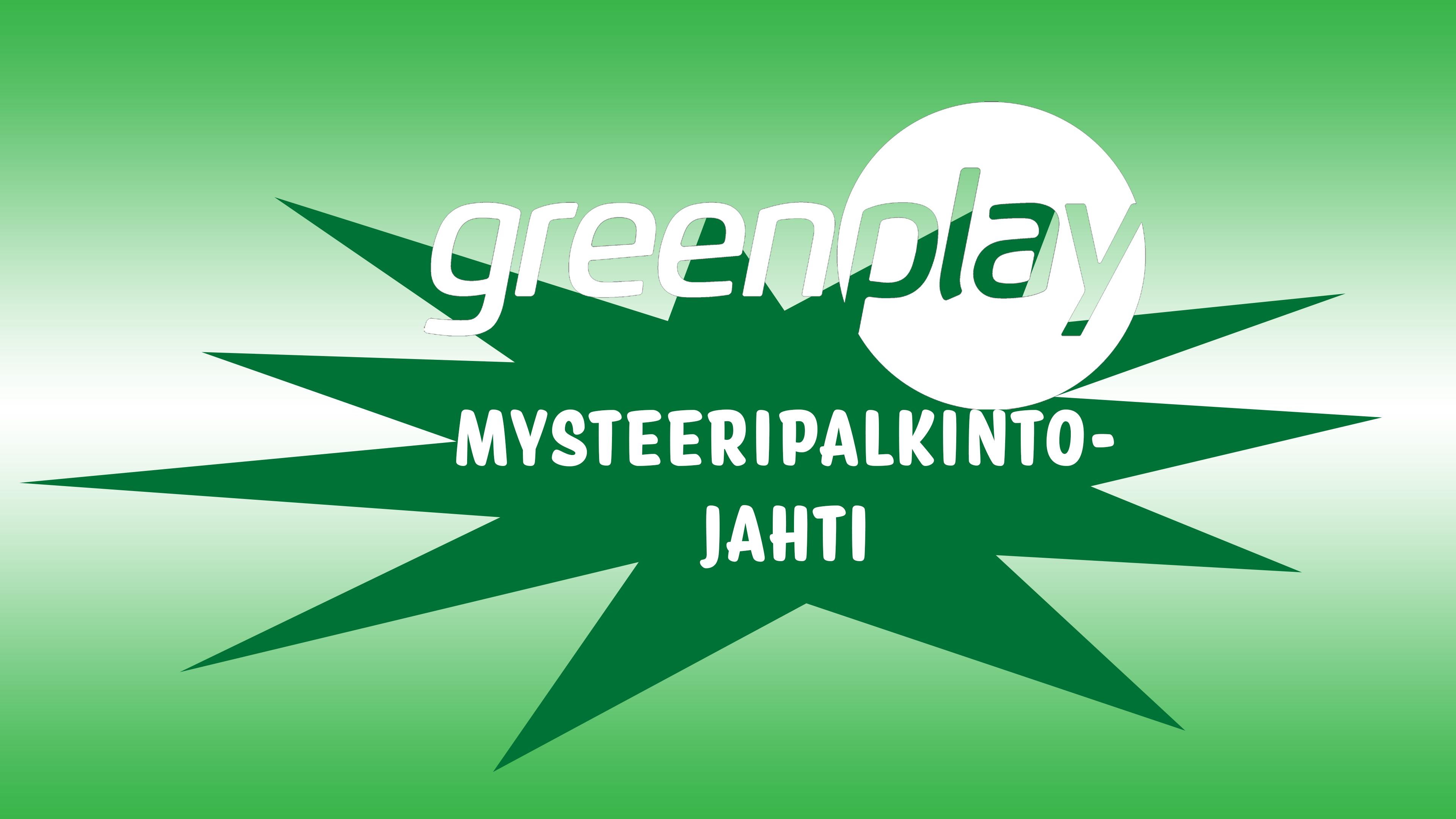 GreenPlay Casinon mysteeripalkintojahti