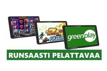GreenPlay Casinon pelit