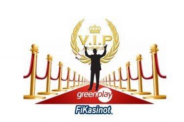 GreenPlay Casinon VIP-ohjelma