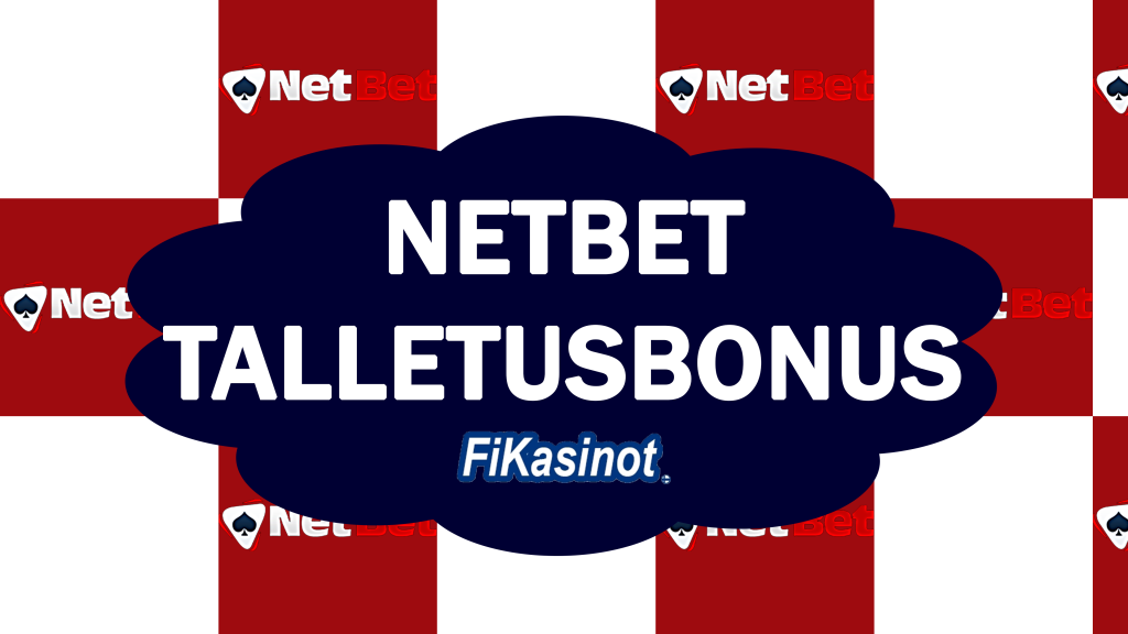 NetBet talletusbonus