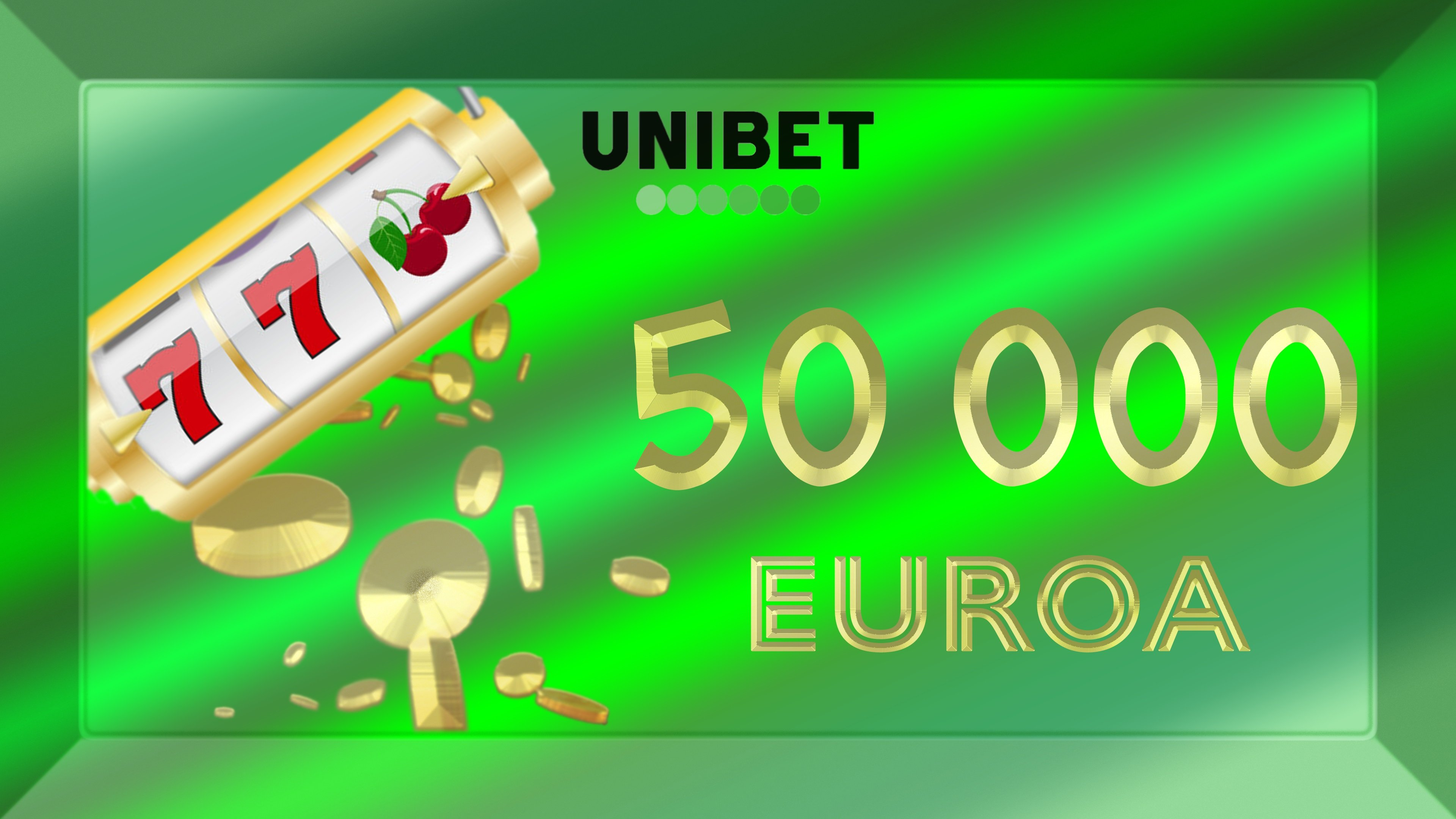 Voita jopa 10 000 euroa