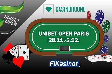 Voita pokerimatka Pariisiin