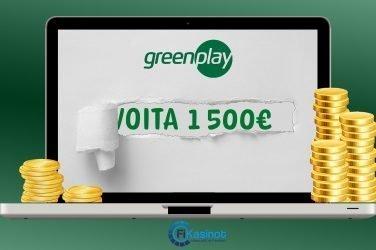 GreenPlay Casino lokakuun tarjoukset