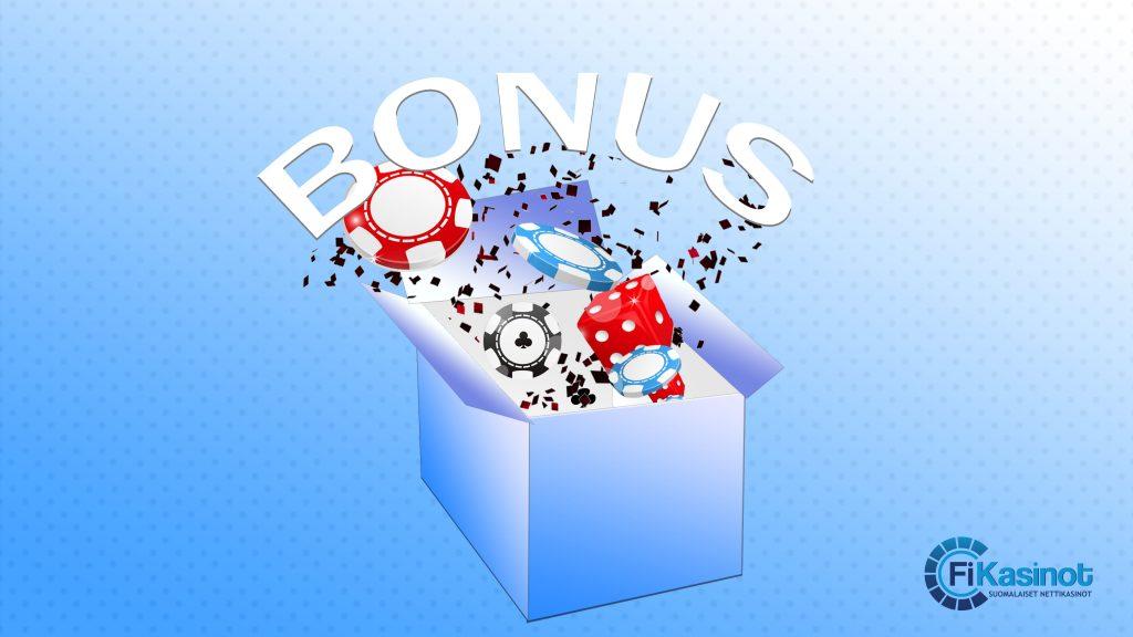 kaikki nettikasinot bonus
