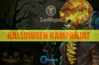 LeoVegas Halloween kampanjat