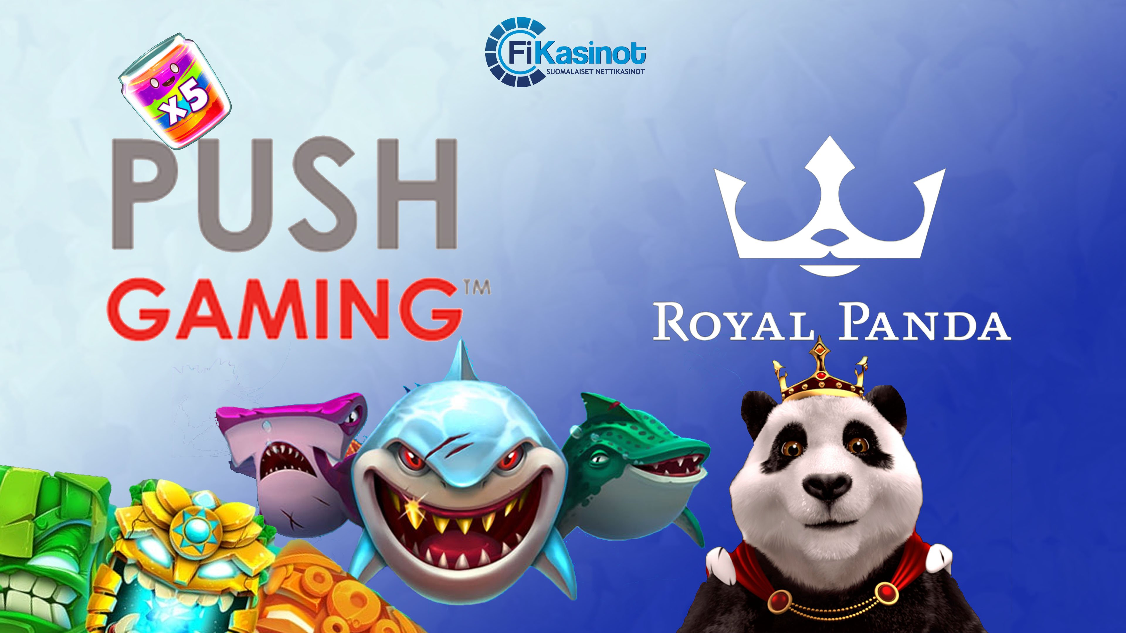 Push Gaming Royal Pandalla