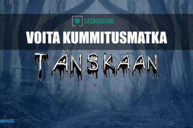 Voita kummitusmatka Tanskaan
