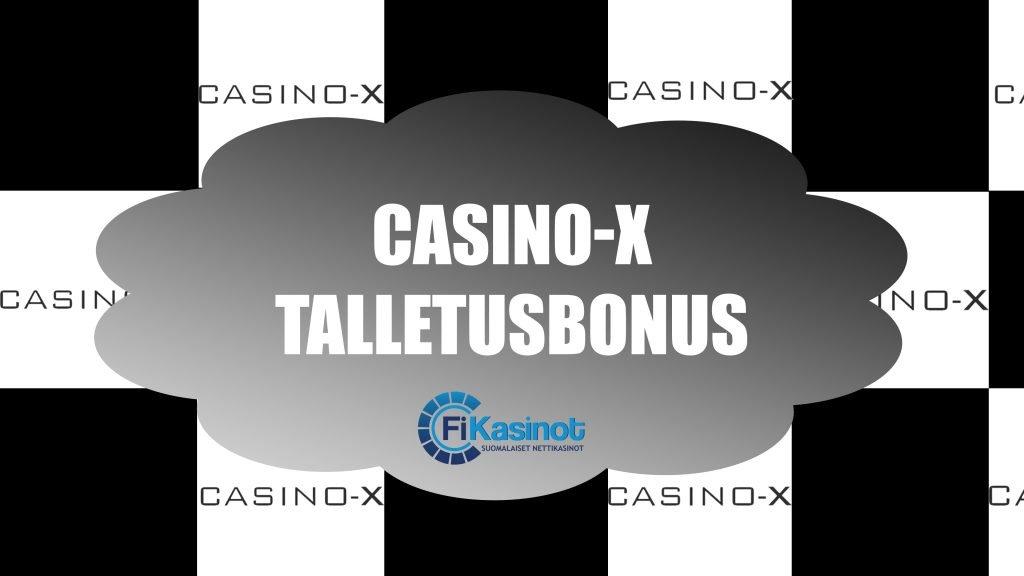 Casino-x talletusbonus