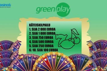 GreenPlay Casino marraskuun kampanjat
