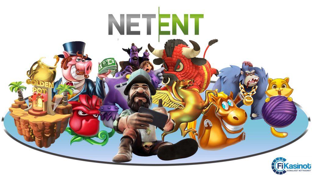 NetEnt kasinot