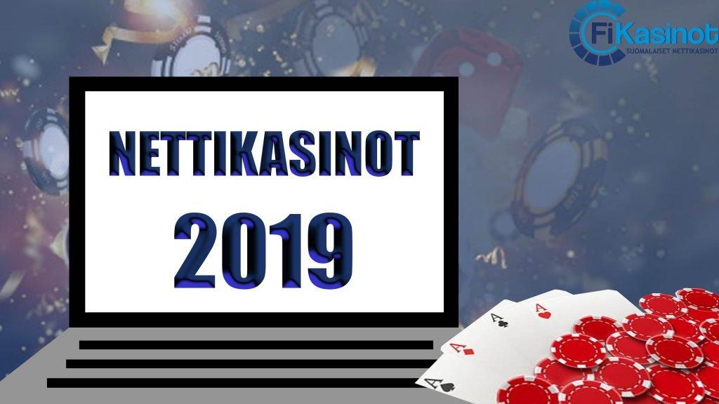Nettikasinot 2019