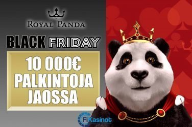 Royal Pandan Black Friday 22.-28.11.
