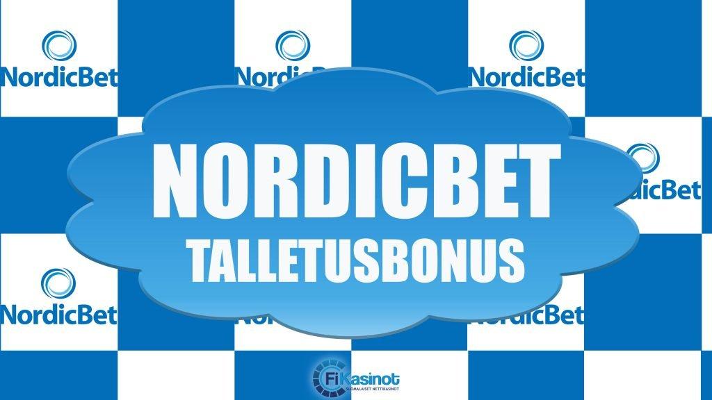 Nordicbet Bonuskoodi