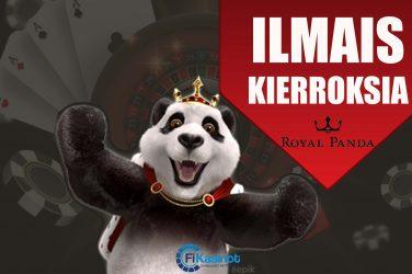 Royal Pandan tammikuun ilmaiskierrokset 2020
