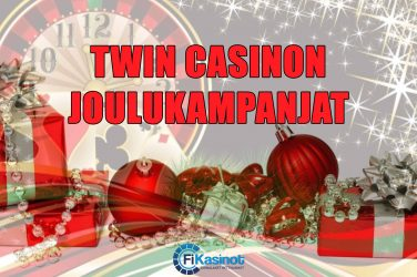 Twin Casinon joulukampanjat 31.12 asti
