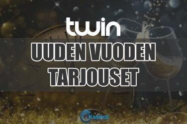 Uusivuosi Twin Casinolla 2020