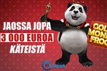 Royal Pandalta käteispalkintoja